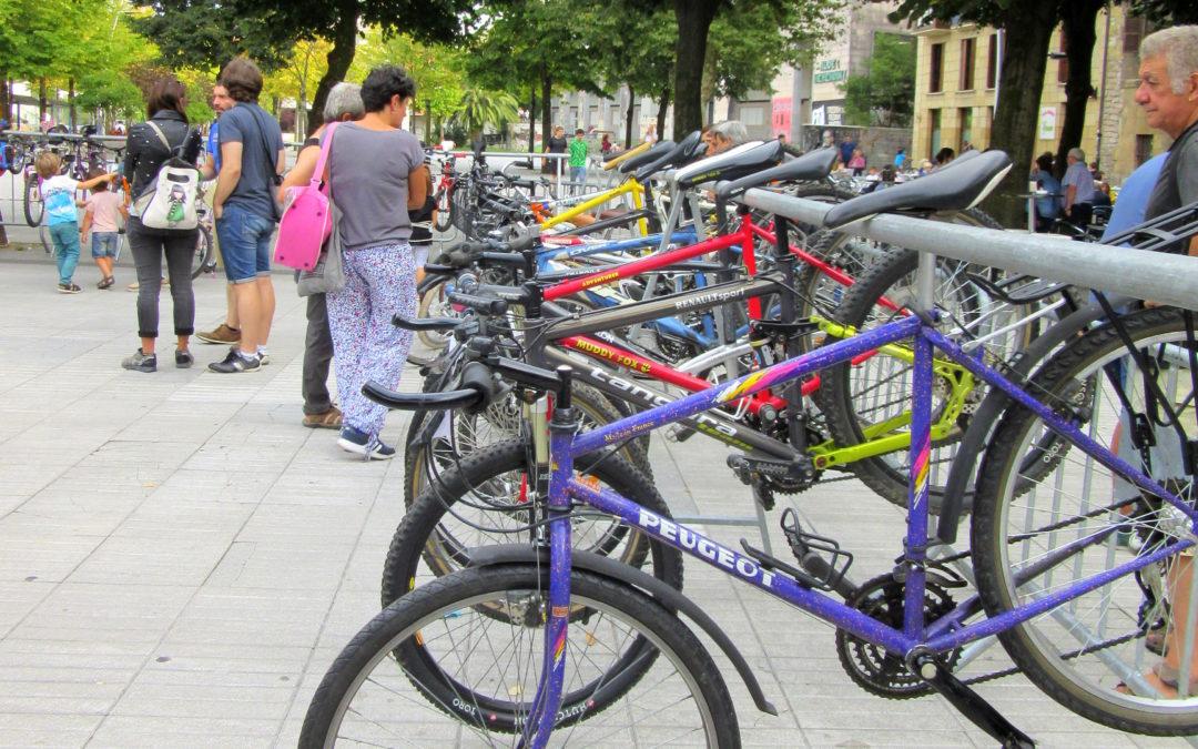 Mercados de bicicletas de segunda mano en septiembre